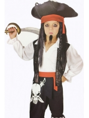 High Seas Pirate - Children Costumes