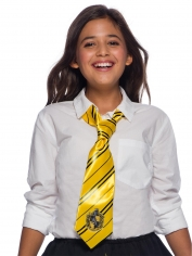Hufflepuff Tie - Harry Potter Costumes