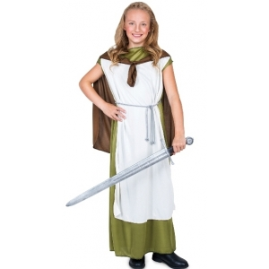 Viking Girl - Children Book Week Costumes