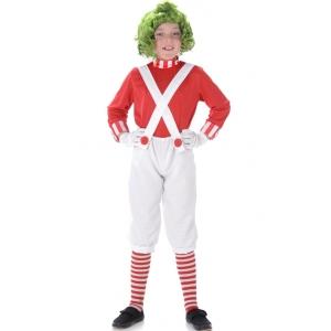 Red Candy Maker Boy - Children Book Week Costumes