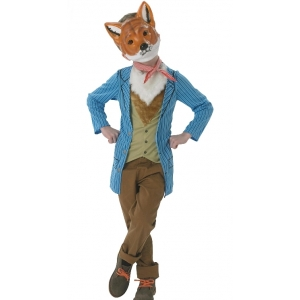 Mr Fox Deluxe - Children Book Week Costumes
