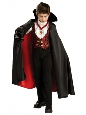 Vampire Deluxe - Children Halloween Costumes