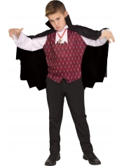 Vampire Boy - Halloween Children Costumes