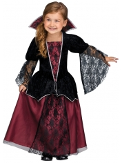 Princess Vampire - Halloween Children Costumes