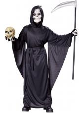 Fancy Grim Reaper - Halloween Children's Costumes