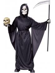 Fancy Grim Reaper - Halloween Children's Costumes