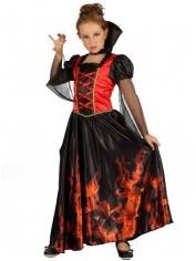 Vampire Girl - Halloween Children's Costumes