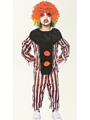 Killer Clown - Halloween Children Costumes