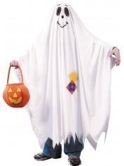 Ghost - Halloween Children Costumes