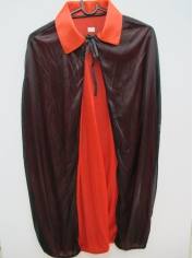Vampire Cape Large - Halloween Men's Costumes