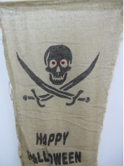Happy Halloween Flag