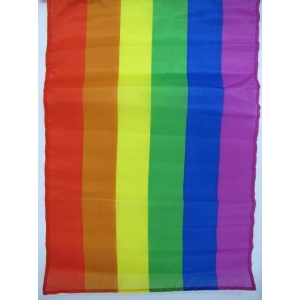 Large Rainbow Flag