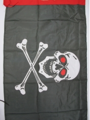 Pirate Flag Medium Size