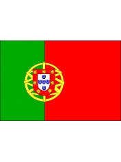 Portugal 5ft x 3ft Polyester flag - Country Flags