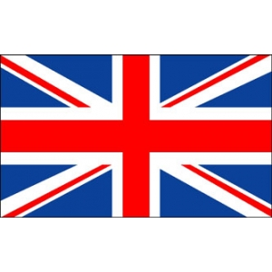 British Flags 5ft x 3ft Polyester - Country Flags