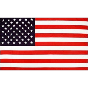 United States 5ft x 3ft Polyester Flag - Country Flags