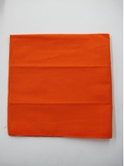 Plain Orange Bandana