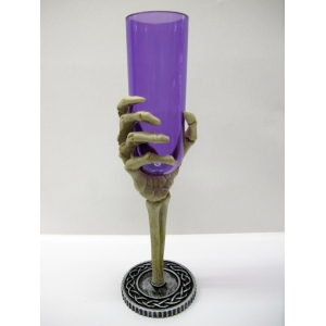Skeleton Hand Glasses - Halloween Decorations