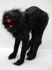Scary Black Cat - Halloween Decoration