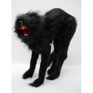 Scary Black Cat - Halloween Decoration