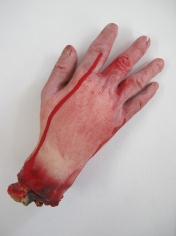 Soft Severed Hand - Halloween Decorations