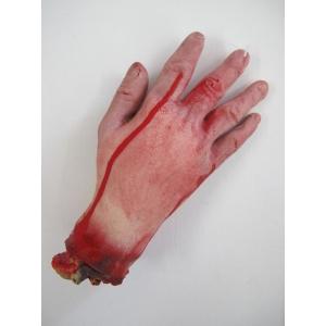 Soft Severed Hand - Halloween Decorations
