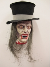 Severed Groom Head - Halloween Decorations