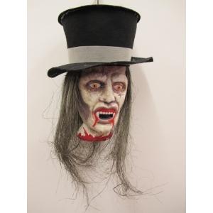Severed Groom Head - Halloween Decorations