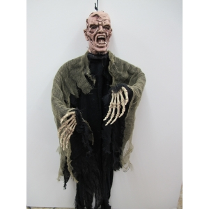 Hanging Shackled Prisoner - Halloween Decorations