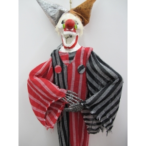 Hanging Clown - Halloween Decorations