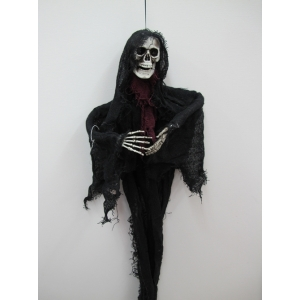 Small Hanging Reaper - Halloween Decorations