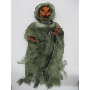 Hanging Pumpkin Man - Halloween Decorations