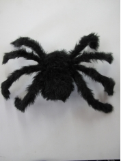 Furry Spider - Halloween Decorations