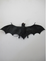 Plastic Bat - Halloween Decorations