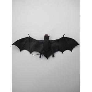 Plastic Bat - Halloween Decorations