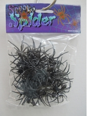 Small Spiders - Halloween Decorations