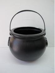 Large Witch Cauldron - Halloween Decorations