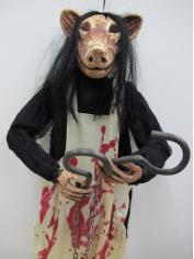 Hanging Pig - Halloween Decorations