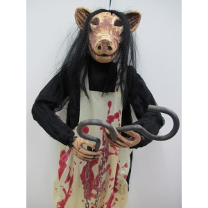 Hanging Pig - Halloween Decorations