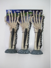 Skeleton Hands On Stakes - Halloween Decorations