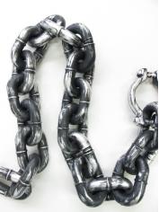 Jumbo Rusty Chain - Halloween Decorations