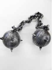 Balls on Chain - Halloween Decorations