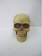 Plastic Small Skull - Halloween Decorations