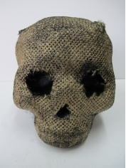 Large Skull with Cover - Halloween Decorations