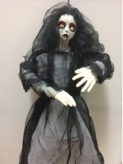 Hanging Girl - Halloween Decorations