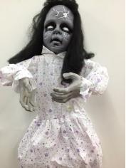 White Doll - Halloween Decorations