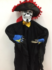 Day of The Dead Groom - Halloween Decorations