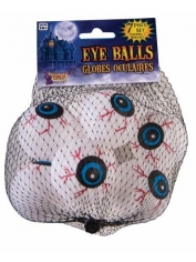Plastic Eyeballs - Halloween Decorations