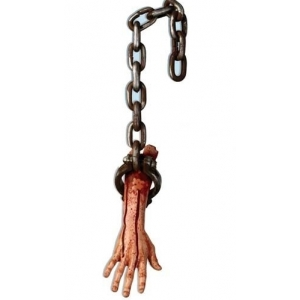 Hanging Bloody Arm - Halloween Decorations