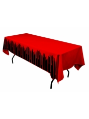 Bloody Mess Table Cover - Halloween Decorations